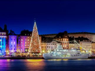 Новогодние туры в Швецию