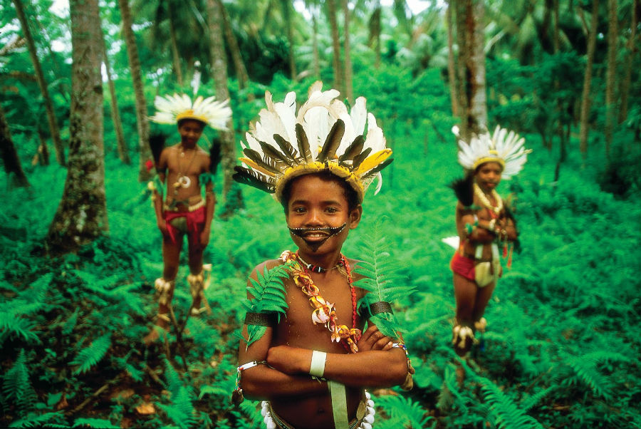 a research on the sacred places of papua new guinea the trobriander islands